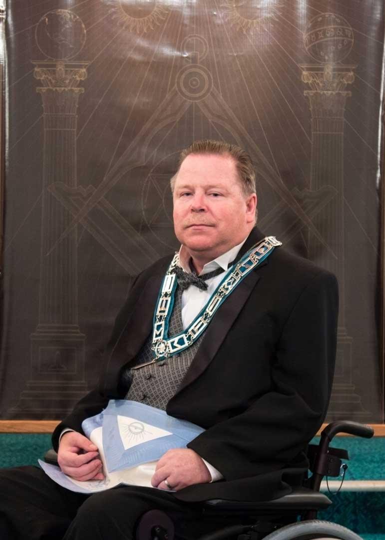 David French - Chaplain