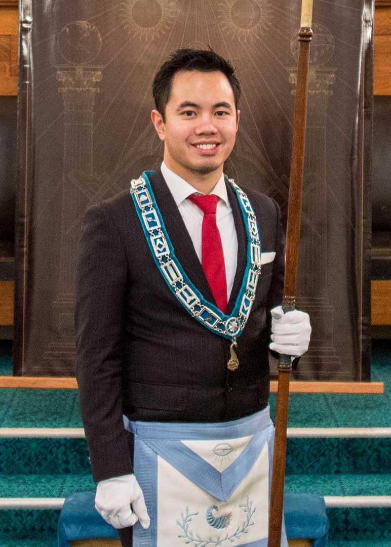 Ephraim Sng - Senoir Steward