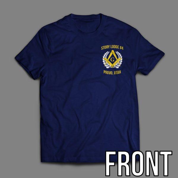 Story Masonic Lodge Tshirt