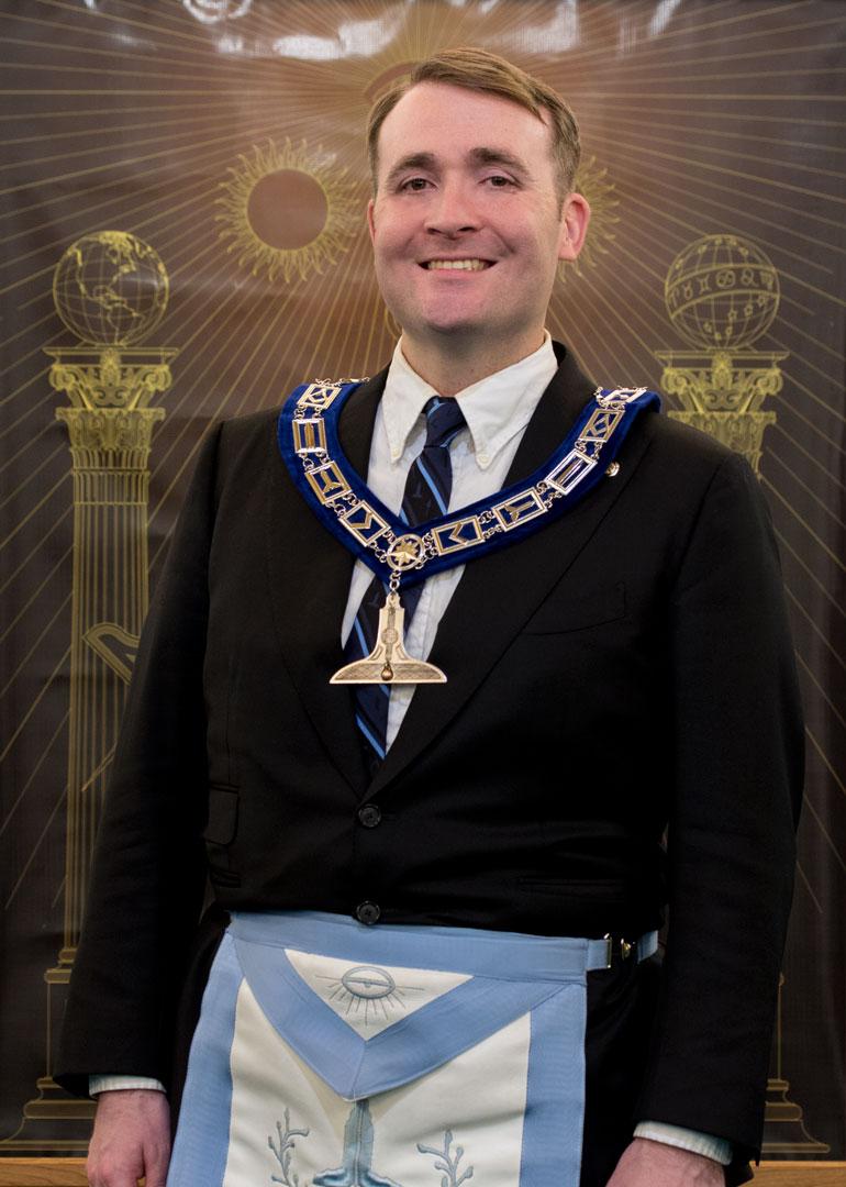 Danny Drew - Senior Warden
