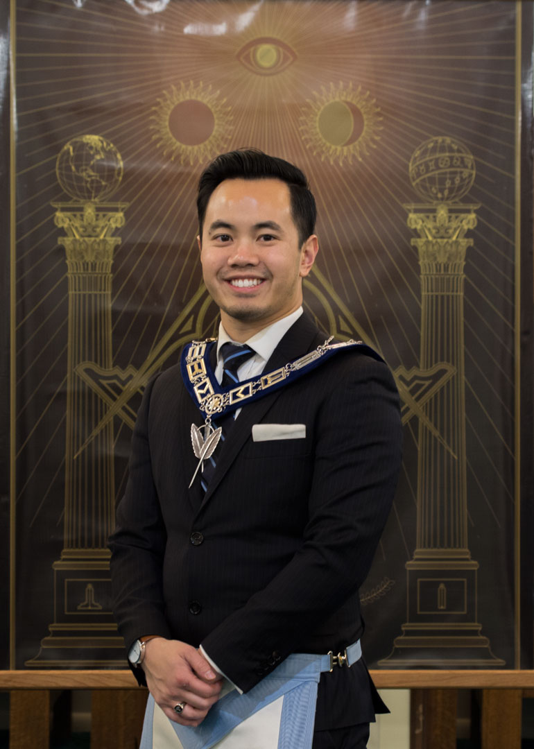 Ephraim Sng - Secretary