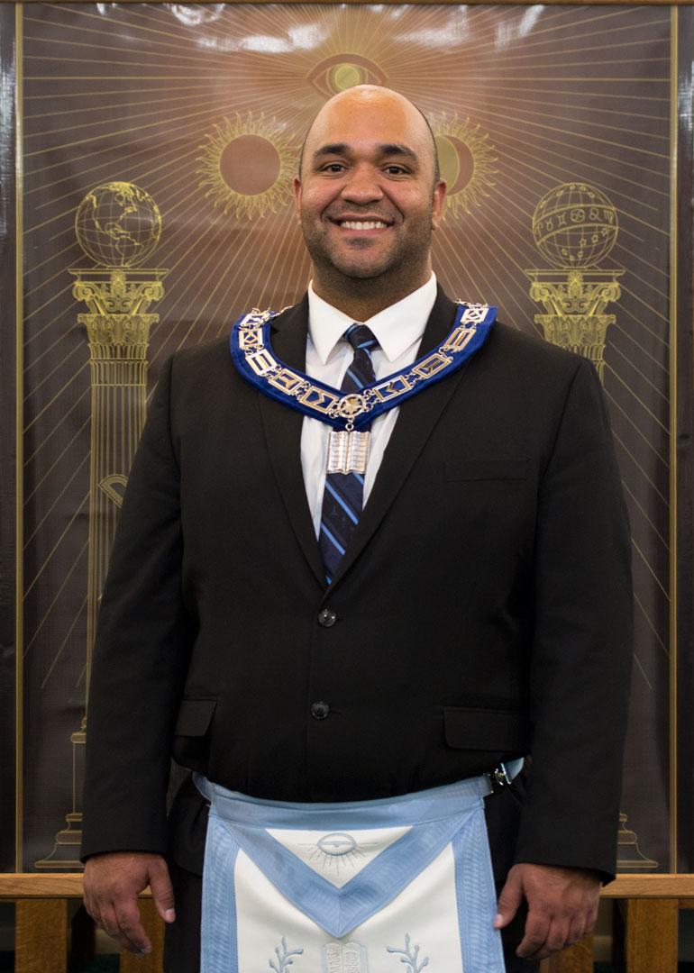 Sam Da Silva - Chaplain
