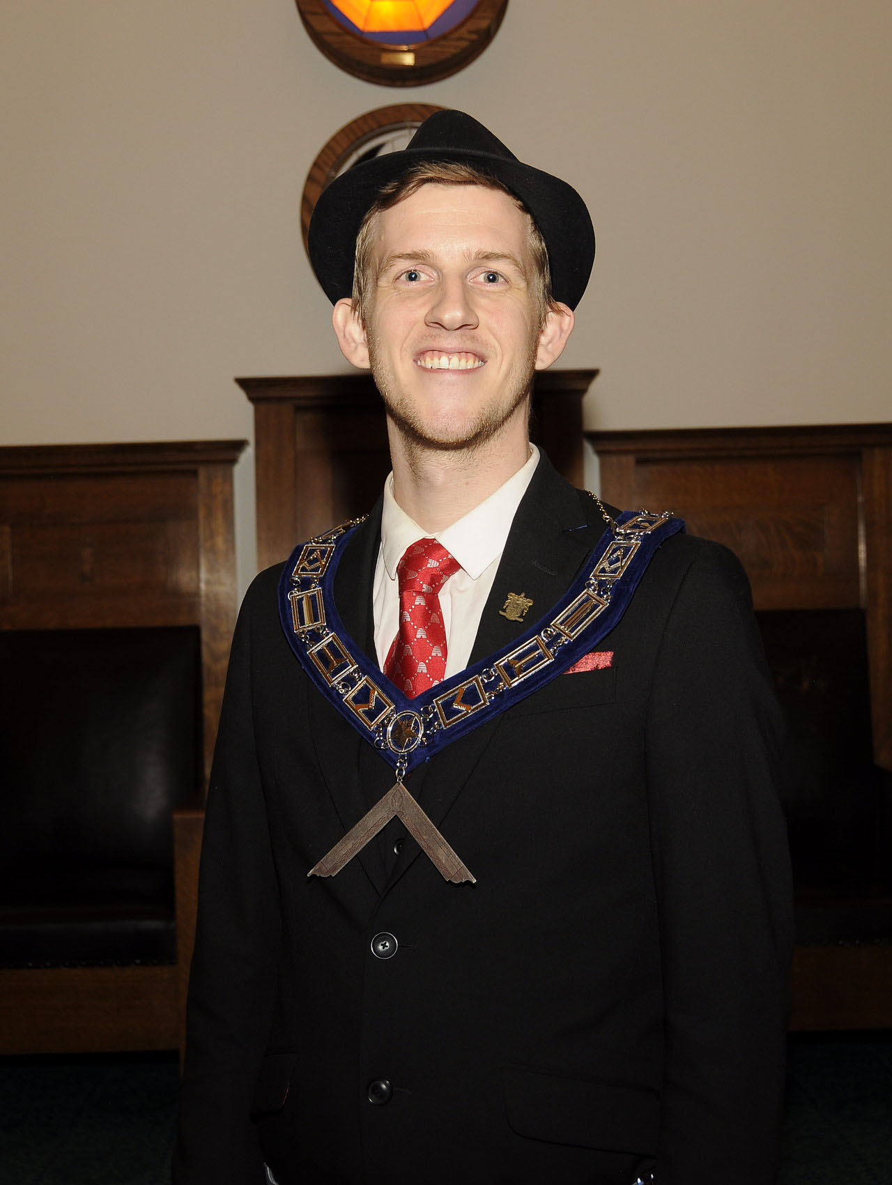 Craig Call - Worshipful Master of Story Lodge for 2020